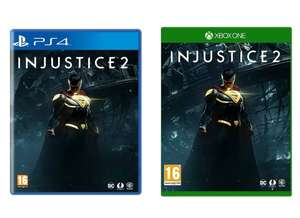 Injustice 2 (PS4 / Xbox One) now £15.85 delivered @ Base