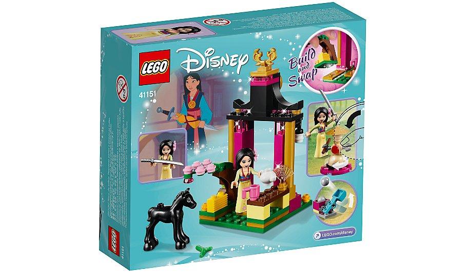 LEGO Disney Princess - Mulan's Training Day £9.97 Asda