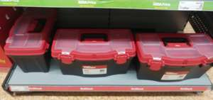 "19.5"" Toolbox £10 instore in Asda Accrington"