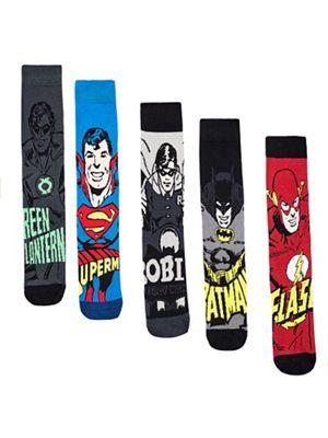5 pairs Burtons men's hero character socks £7 @ Debenhams