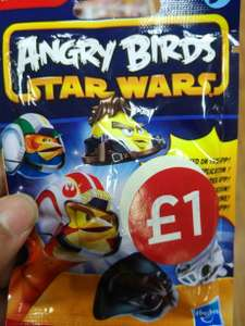Angry Birds Star Wars Hasbro Blind Bags £1 @ WHSmith instore