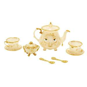 Beauty and the Beast Enchanted Objects Tea Set - £10 @ The Entertainer