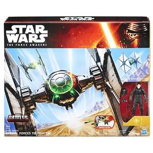 Star Wars The Force Awakens - First Order Special Forces Tie Fighter - £14.99 @ The Entertainer