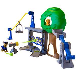 Paw Patrol Rescue Training Centre Playset - £14.99 @ The Entertainer