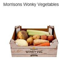 Wonky Veg Box £3 - MORRISONS
