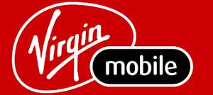 2GB 4G Data - 2500 Minutes - Unlimited Text - 12 Months Sim - £6 Month (£72 for 12 Month) @ Virgin Mobile