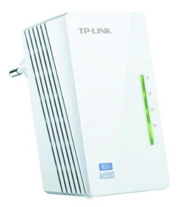 Used) TP-Link AV600 Wi-Fi Powerline Range Extender used £11 @ maplin