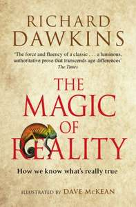 The Magic of Reality by Richard Dawkins (Kindle or Google Play Book) 99p