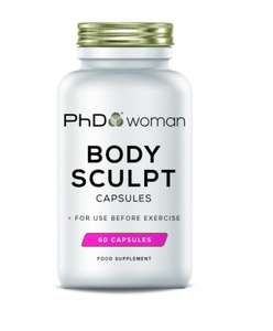 PhD woman Body Sculpt 60 capsules 59p in Home bargains