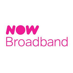 Now Brilliant Broadband 12 month Standard Contract (£15 per month + £9.99 one off fee) £60 possible cashback at topcashback or Quidco) @ Now Broadband