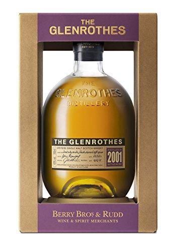 Glenrothes 2001 Single Malt Scotch Whisky, 70 cl £44.82 Amazon