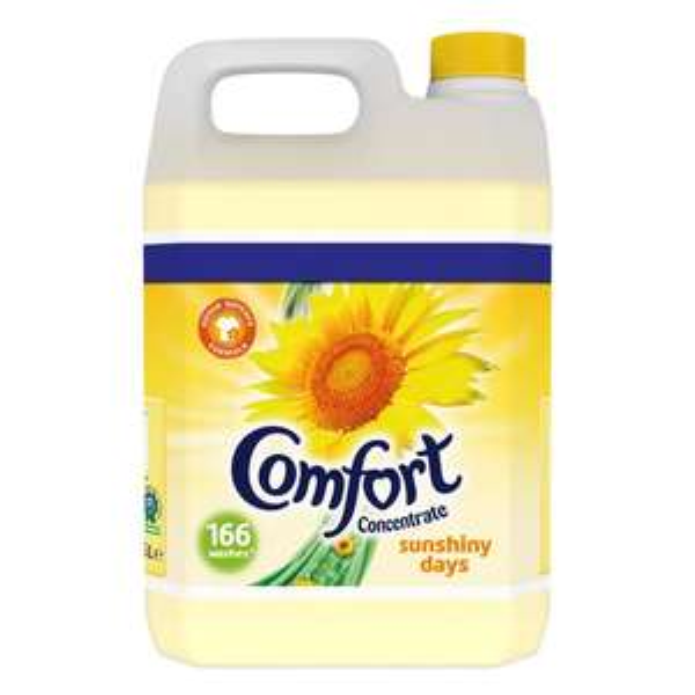 Comfort 5l concentrate sunshiny days 166 wash £5 @ Morrisons instore