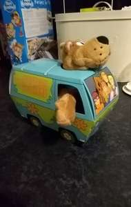 Scooby Doo Mystery Machine (Egg & Plush) £1.50 Instore @ Tesco