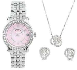 Rotary Ladies' Stainless Steel Bracelet Watch Only £26.99 delivered @ Argos / Ebay