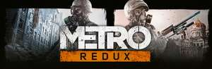 Metro Redux Bundle £4.48 - Steam