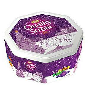 Quality street 1.2kg £4.99 instore at b&m bargains