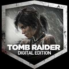Tomb Raider Digital Edition on PS3 - £1.19