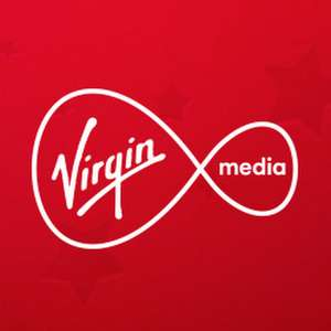 Virginmedia 350mb vivid B.B. and Player TV V6 box Talk More Evenings and Weekends Virgin Phone line £44 a month - £20 set up fee - £548