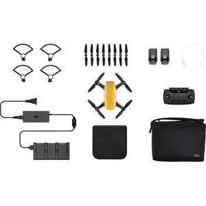 Dji Spark- Fly more combo £529.97 or £509.97 with  £1 'which? Magaine' Trial  at dronesdirect.co.uk