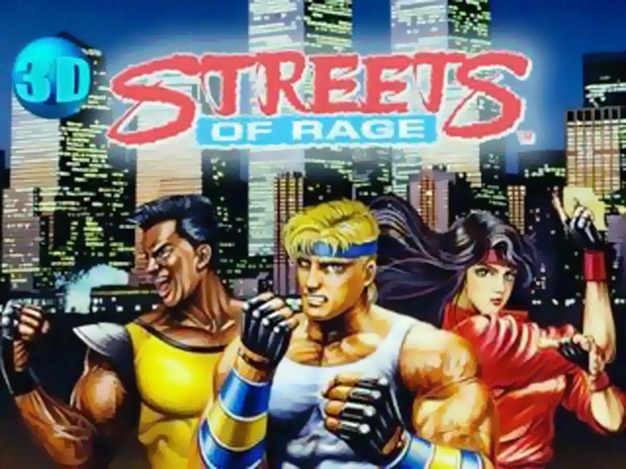 Sega 3D Classics e.g. 3D Streets of Rage ~£1.20 @ 3DS eShop russia