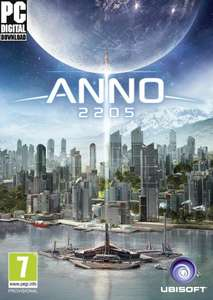Anno 2205 (PC) £5.99 @ cdkeys (£5.69 with facebook 5% off)