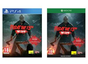 Friday the 13th: The Game PS4 / Xbox One now £17.49 @ Argos