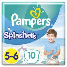 New Pampers Splashers various sizes only £3 @ Boots