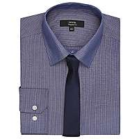 1\2 price, Regular fit shirt & tie set £5 was £10 @ Asda