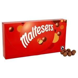 Maltesers Milk Chocolate Box Collection 360g for £1.49  @ Superdrug (Free C&C)