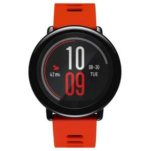 Original Xiaomi Huami AMAZFIT Sports Bluetooth Smart Watch  -  ENGLISH VERSION  RED £73.02 @ Gearbest