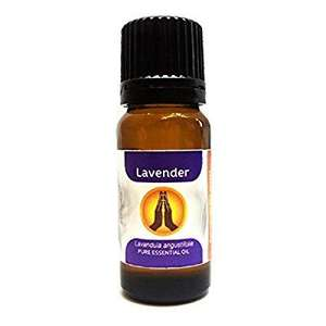 Aroma Energy Pure Aromatherapy Essential Oils £0.99 - 10ml (4 for £2.97) / £2.99 - 50ml - Lavender /  Peppermint Free Delivery @ Amazon sold by Aroma Energy.