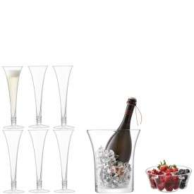 £10 off £80 Spend on Glassware with code @ LSA International
