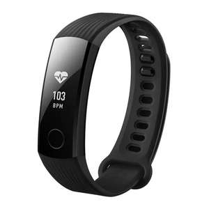 HUAWEI Band 3 Smartband Heart Rate Monitor Calories Consumption Pedometer NFC £20 Delivered with code @ Rosegal