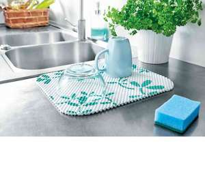 Drainage Mats pack of 2 asst colours £3.79 @ Lidl on sale Sunday 08/04