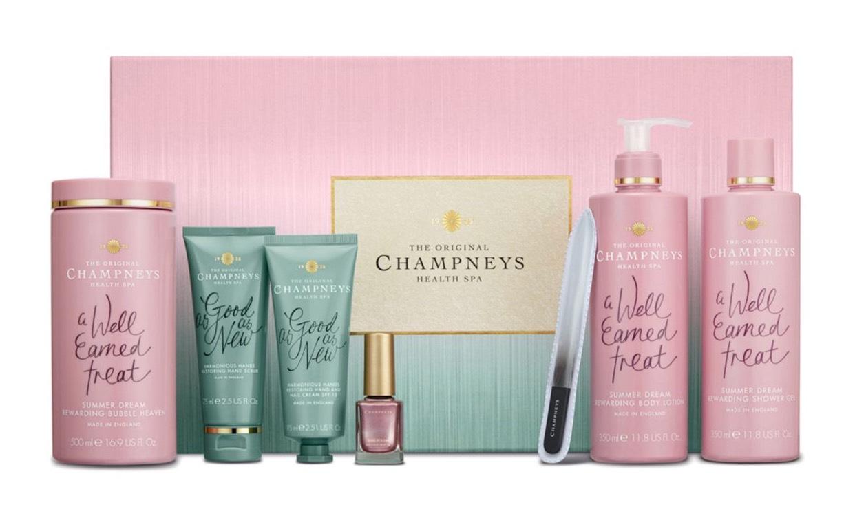 Champneys Reward & Restore Gift Set - £14 @ BOOTS (RRP £49)