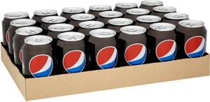 24 Can Pack of Pepsi Max - £5.99 instore @ LIDL