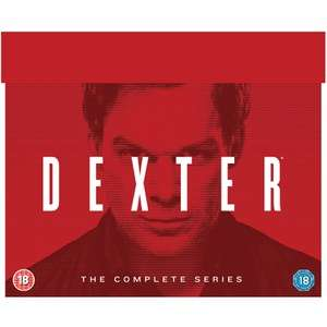 Dexter - Complete Seasons 1-8 dvd £19.68 delivered with code at Zavvi