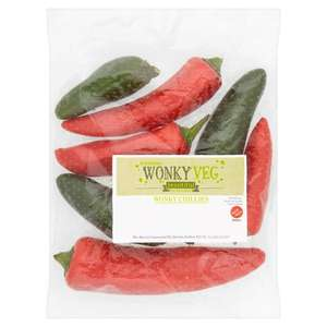 Wonky chillies 150g 92p @ Morrisons