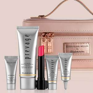 Free Lydia Millen for Elizabeth Arden Prevage Spring Must Haves with 2 Elizabeth Arden Purchases at Boots