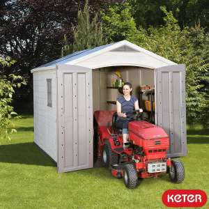 Keter Factor 8ft x 11ft (2.6 x 3.3m) Shed £749.89 @ Costco