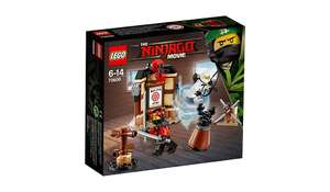 Lego The Ninjago Movie 70606 70p @ Asda instore - Clayton Green Chorley