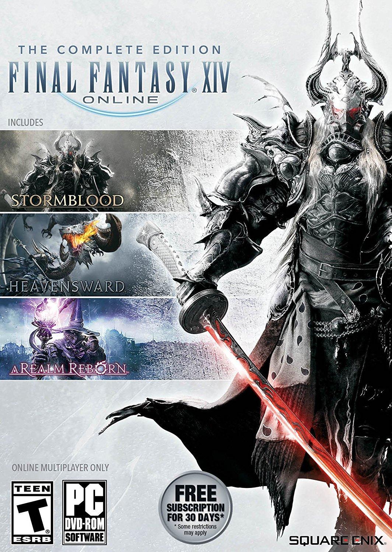 Final Fantasy XIV Complete Edition CD Key (Digital Download) £28.48 @ CJS CDKeys