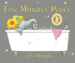 Five Minutes' Peace - £2.09 delivered (Prime) / £5.08 non prime @ Amazon
