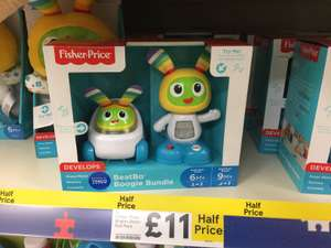 Fisher Price Brights Beat Duo Pack £11 (Tesco)