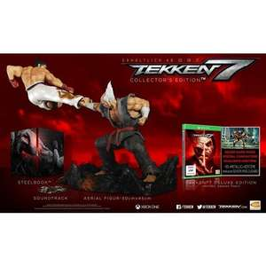 TEKKEN 7 - COLLECTOR'S EDITION XBOX ONE/PC £39.95 @ TheGameCollection