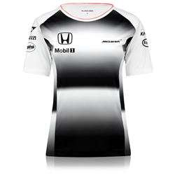 McLaren Honda Official 2016 Team T-Shirt - Womens £2 + £4.95 P&P