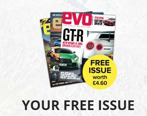 evo car magazine