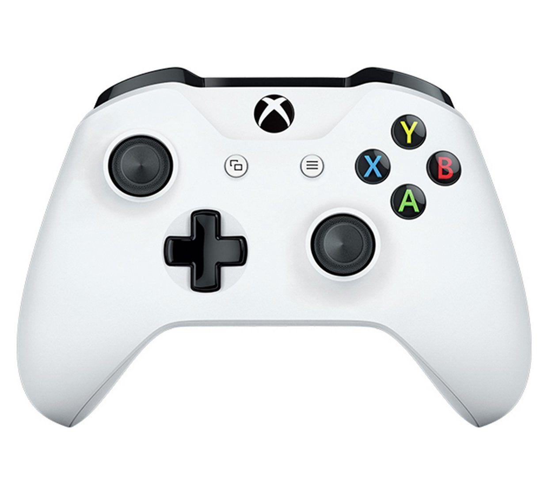 Xbox one 3.5mm white controller @ Argos
