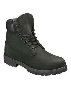Timberland Classic 6 Inch Premium boot (Black) £91.50 / £95.45 delivered @ Highandmighty
