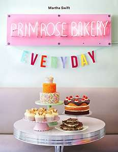 Primrose Bakery Everyday Book 99p @ Kindle